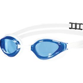 arena Python Goggles, clear blue-white-white